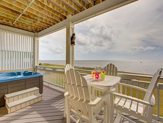 Amazing sound views Rodanthe Sunset Resort -  watersports, beach access, private