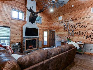 Majestic Moose Lodge - World Class Stone Bridge Village