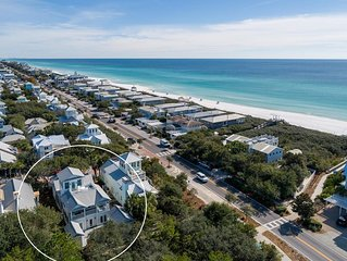 BRAND NEW LISTING!! - 25 NATCHEZ-SURF SHACK in SEASIDE - Tower Gulf View, Recent