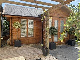 Garden Studio in stunning location