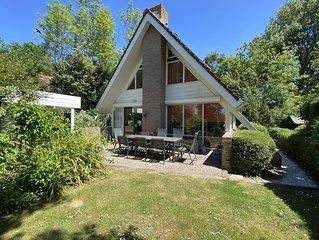 Gemühtliches 8-Personen Ferienhaus im ruhige Lage auf 530 m² Grund