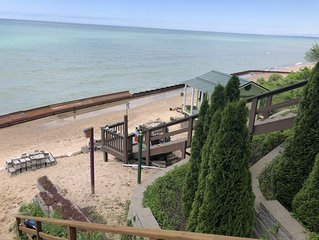 $575/NT Luxury living Assoc Beach across street Screened Porch Firepit