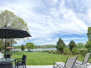 Waterfront Home - Open & Airy - Peaceful & Calm - Swim & Kayak from Private Dock
