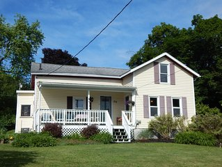 Charming Village home near downtown Watkins Glen!