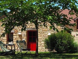 Fermette Périgourdine, 2 hectares de nature à mi chemin entre Lascaux et Sarlat