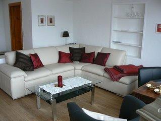 Ferienwohnung Winterberg fur 1 - 5 Personen mit 2 Schlafzimmern - Ferienwohnung
