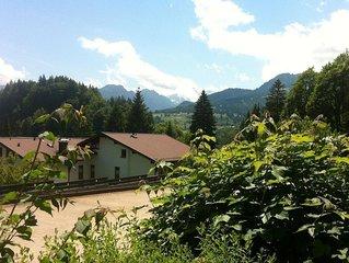 Ferienwohnung Oberstdorf fur 1 - 6 Personen mit 2 Schlafzimmern - Ferienwohnung