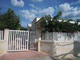 Villa a 300 metri dal mare con giardino