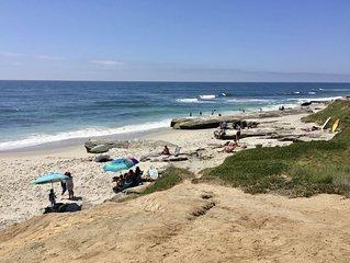 La Jolla Windansea's Best beach!