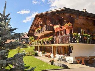 Ferienwohnung Grindelwald für 2 Personen - Ferienwohnung
