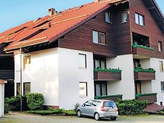 Ferienwohnung Bad Lauterberg fur 1 - 3 Personen mit 1 Schlafzimmer - Ferienwohnu