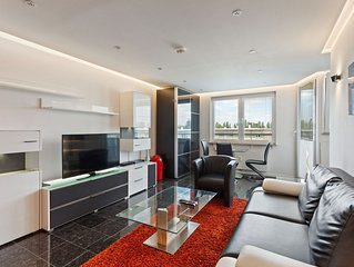 Luxury apartment in Frankfurt/Sachsenhausen