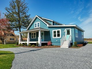 Beach To Barn - Ideal For Multiple Families