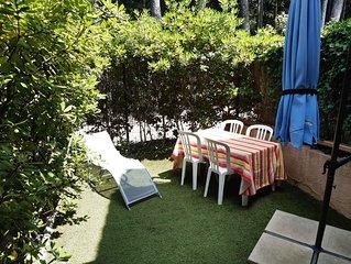 Studio avec jardinet privatif