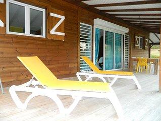 Maison à 200 m de la plage