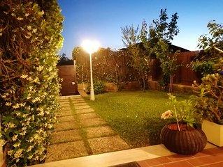 Delizioso Villino in Residence-CLIMATIZZATO_ INTERNET_BARBECUE_PARKING