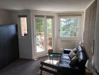Appartement 28m² avec 1 chambre très bien situé et exposé