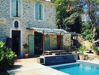 Villa Sainte-Anne du Castellet