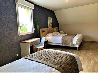 Maison de Vacances 'Le Vigneau' - Cap Blanc Nez 2