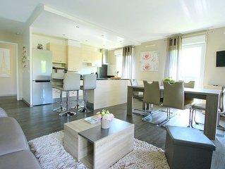 Appartement cosy et chaleureux 6pax RER Val d'Europe Disneyland 10mn (DISNEY1)