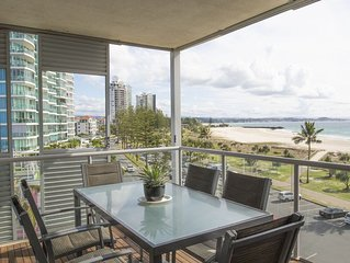 Sands on Greenmount Unit 5 - 3 Bedroom Beachfront unit with Ocean Views with WII