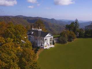 Blowing Rock-Westglow Mansion 6-BR estate home