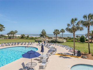 FALL Discount Rates Available. Oceanfront Condo!