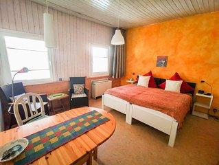 Charmante Einzimmerwohnung 'Ferienwohnung Faden' im Zentrum von Konstanz mit WLA
