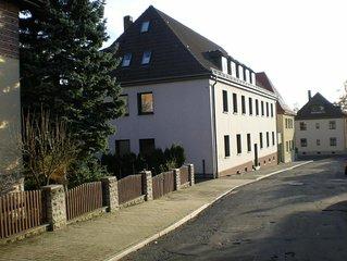 Ferienwohnung Weimar für 6 - 8 Personen mit 3 Schlafzimmern - Mehrstöckige Ferie
