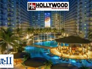 1 Bedroom  furnished Condo Hotel Across MOA - Shell Residences Tower A-Unit 1131
