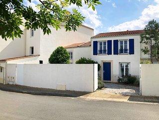 Domaine des Carrelets, jolie maison en bord de mer à Fouras