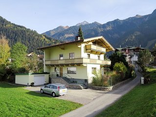 Apartment Haus Eberharter  in Mayrhofen, Zillertal - 7 persons, 2 bedrooms