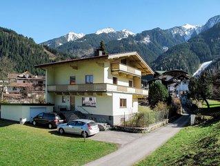Ferienwohnung Eberharter (MHO153) in Mayrhofen - 5 Personen, 2 Schlafzimmer