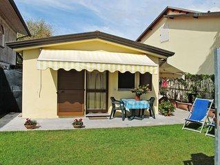 Ferienhaus Casetta Mosti (MAS205) in Marina di Massa - 4 Personen, 1 Schlafzimme