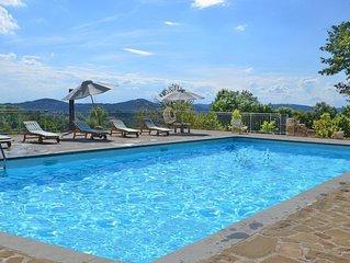 L'Assiolo - Casale con piscina privata