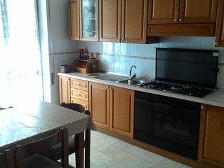 Casa appartamento sul mare ad Agropoli (SA) Cilento.