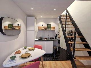 Studio Moderne et Pratique, Hyper-Centre