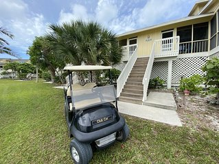 Susie's LGI Beach House - Free Ferry & Golf Cart