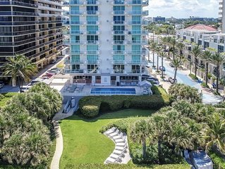 Miami Beach Oceanfront Luxury Condo