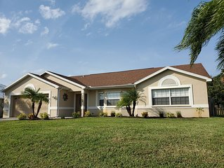 PORT ST. LUCIE, TREASURE COAST FLORIDA RENTAL