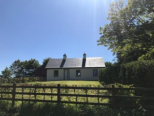 Beautiful Restored Cottage in East Mayo with  4* Irish Tourist Authority Award