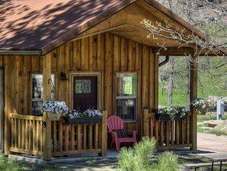 Beautiful Black Hills Custom Cabin, near Mt Rushmore, Centrally Located, 10 acre