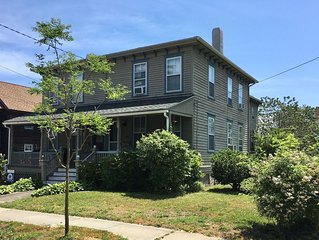 Cape May City! Dog-Friendly! WiFi! Newly Painted Interior!