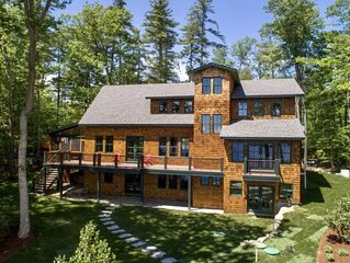 Gorgeous Family Winnipesaukee Home