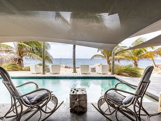 ☆ Pietermaai Ocean Front 2BR Apt w/ Private Pool ☆