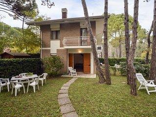 Ferienwohnung Villa Annamaria (LIG745) in Lignano Pineta - 6 Personen, 2 Schlafz