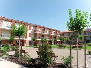 Apartment Les Demeures de la Massane  in Argeles - sur - Mer, Languedoc - Rouss