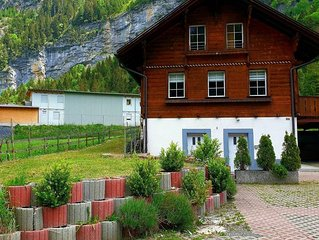 Holiday home in the mountain region of Kanderthal