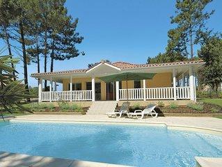 Ferienhaus Eden Parc Golf (LCA340) in Lacanau - 4 Personen, 2 Schlafzimmer