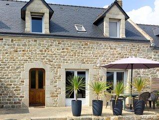 Ferienhaus Tazie (PHM301) in Plouhinec Morbihan - 6 Personen, 3 Schlafzimmer